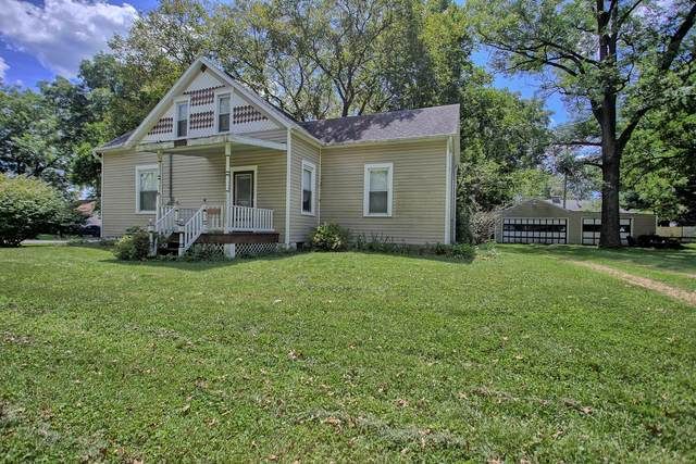 232 E 1st Street, TRENTON, IL 62293 (#20015752) :: The Becky O'Neill Power Home Selling Team