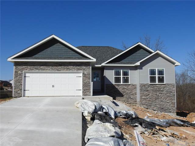 0 Weston Lot 60/61 Court, Rolla, MO 65401 (#20015790) :: Clarity Street Realty