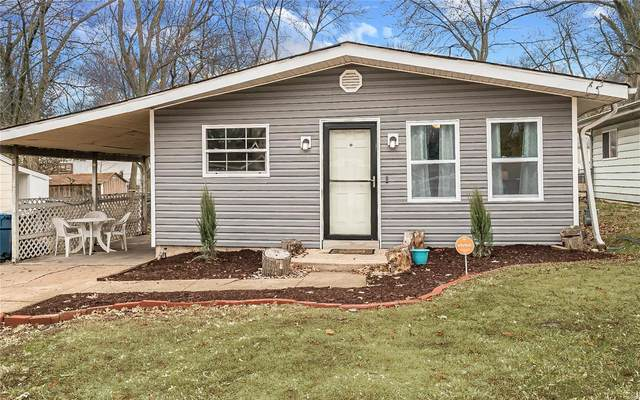 107 Young Drive, Hazelwood, MO 63135 (#20015848) :: Clarity Street Realty