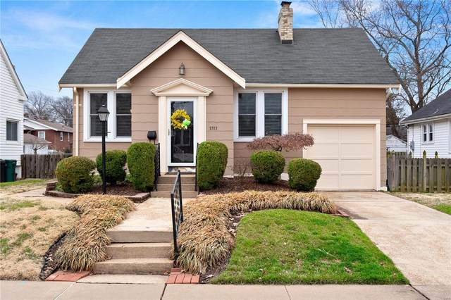 2312 Annalee Avenue, Brentwood, MO 63144 (#20015898) :: RE/MAX Vision