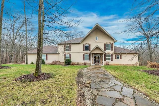 3516 Hawthorne Ridge Drive, Eureka, MO 63025 (#20015911) :: St. Louis Finest Homes Realty Group