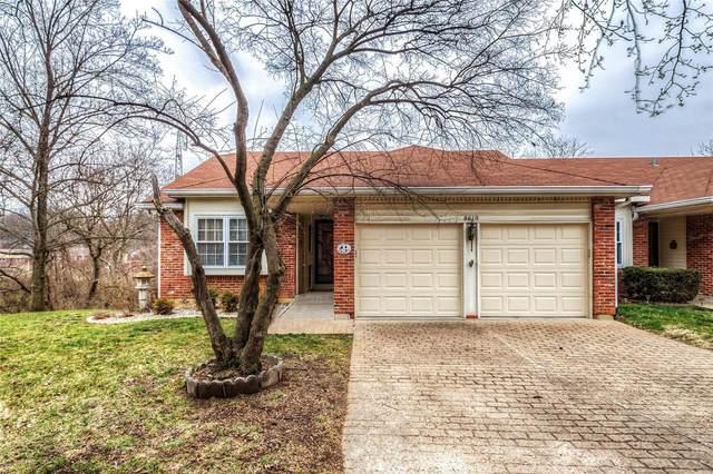 8619 Glenmont Court, St Louis, MO 63123 (#20015921) :: Walker Real Estate Team