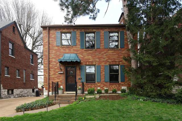 7831 Cornell Avenue, University City, MO 63130 (#20015938) :: Kelly Hager Group | TdD Premier Real Estate
