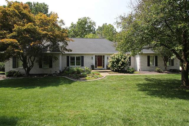 9 Forest Hill Lane, Edwardsville, IL 62025 (#20015977) :: Fusion Realty, LLC