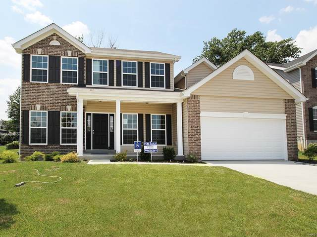 160 Keystone Ridge Drive Uc, O'Fallon, MO 63366 (#20016006) :: Kelly Hager Group | TdD Premier Real Estate