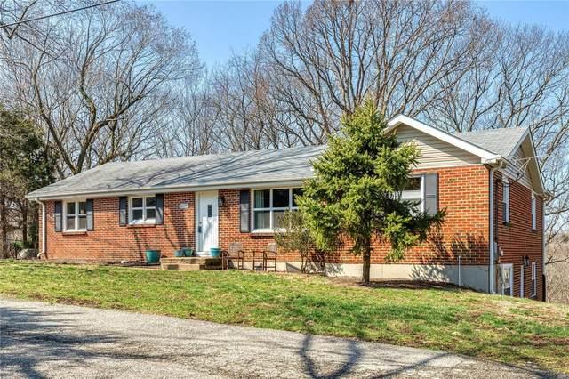 2617 Rosemary Lane, High Ridge, MO 63049 (#20016013) :: Sue Martin Team