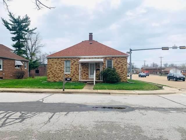 101 E Union, Maryville, IL 62062 (#20016042) :: Hartmann Realtors Inc.