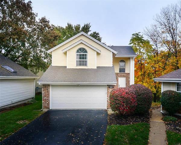 2026 Midfield Lane, St Louis, MO 63146 (#20016086) :: St. Louis Finest Homes Realty Group
