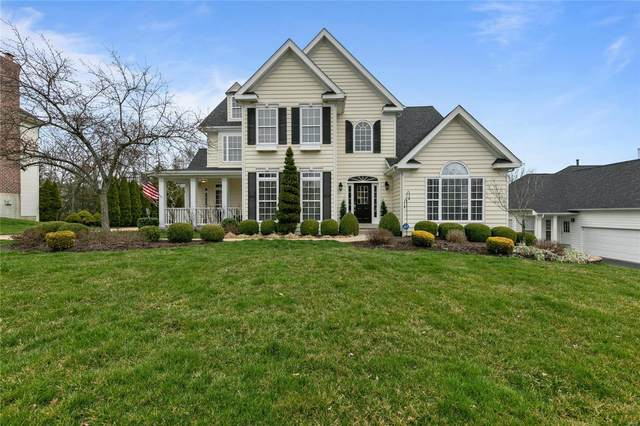 12735 Wynfield Pines Court, St Louis, MO 63131 (#20016088) :: Kelly Hager Group | TdD Premier Real Estate