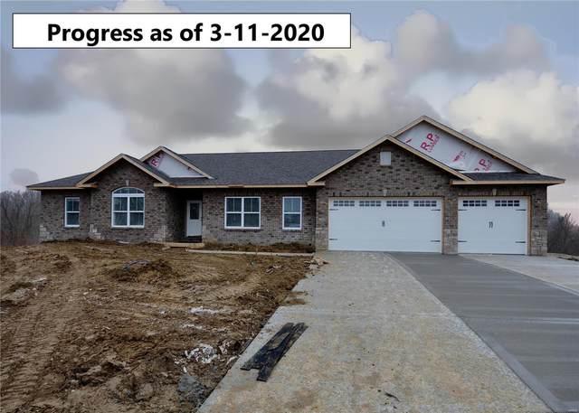 148 Stonebridge Crossing, Maryville, IL 62062 (#20016163) :: Hartmann Realtors Inc.