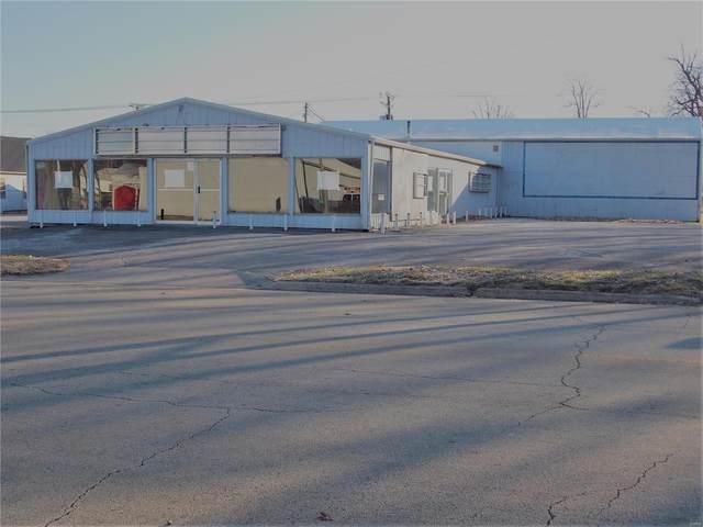433 S Locust Street, Centralia, IL 62801 (#20016189) :: Matt Smith Real Estate Group