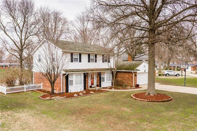 604 Porpoise Drive, Highland, IL 62249 (#20016211) :: Clarity Street Realty