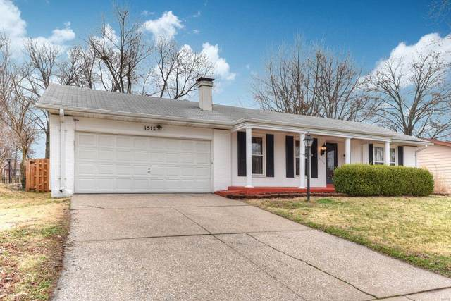1512 Barkwood Drive, Florissant, MO 63031 (#20016232) :: The Becky O'Neill Power Home Selling Team