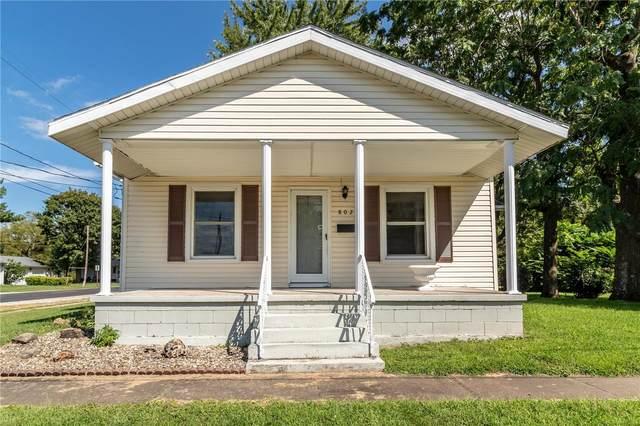 802 S Monroe Street, LITCHFIELD, IL 62056 (#20016250) :: Clarity Street Realty