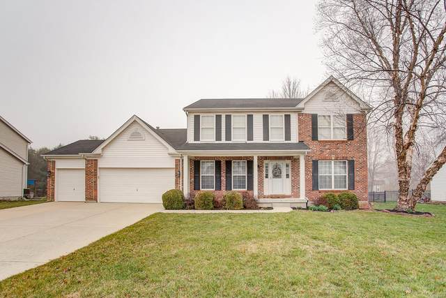 3437 Middlebury Way, Shiloh, IL 62221 (#20016267) :: St. Louis Finest Homes Realty Group