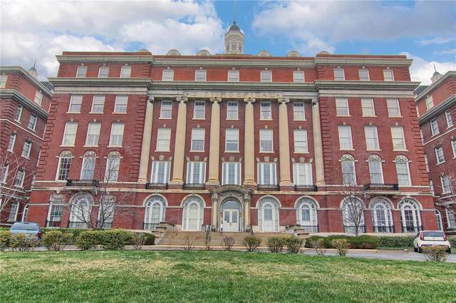 1515 Lafayette Avenue #116, St Louis, MO 63104 (#20016277) :: St. Louis Finest Homes Realty Group
