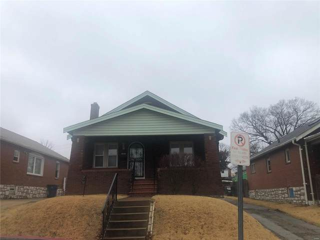 8539 Drury, St Louis, MO 63147 (#20016302) :: Clarity Street Realty