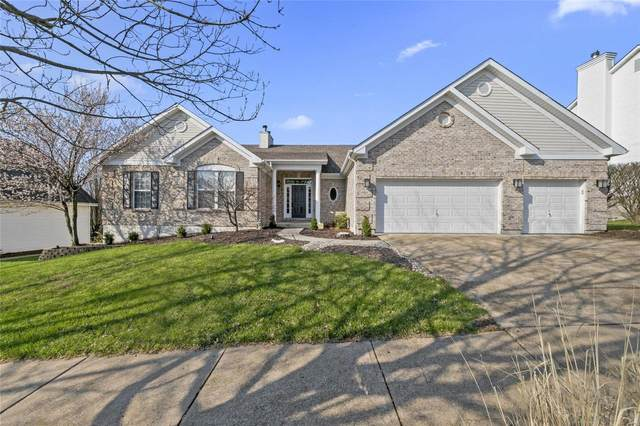 925 Crown Pointe Estates Drive, Wildwood, MO 63021 (#20016315) :: St. Louis Finest Homes Realty Group