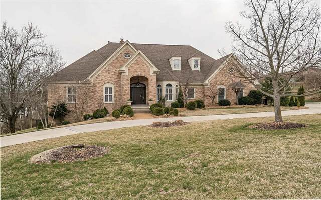 12826 Topping Woods Estate Drive, St Louis, MO 63131 (#20016358) :: Sue Martin Team