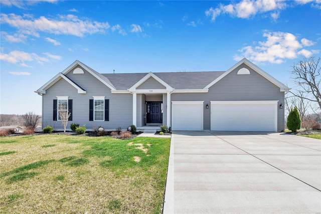 724 Breezy Brook, O'Fallon, MO 63366 (#20016391) :: Kelly Hager Group | TdD Premier Real Estate
