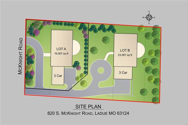 820 S Mcknight Road, St Louis, MO 63124 (#20016392) :: Parson Realty Group