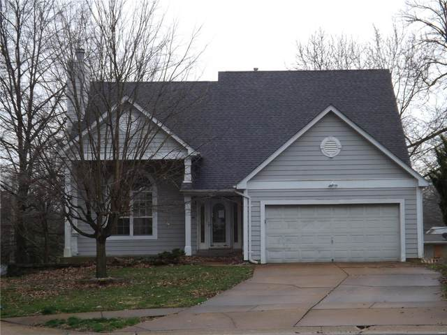 10408 Ashby Place Lane, Saint Ann, MO 63074 (#20016463) :: St. Louis Finest Homes Realty Group