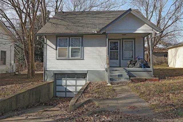 1205 S Ellis, Cape Girardeau, MO 63703 (#20016499) :: RE/MAX Professional Realty
