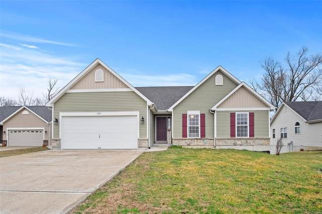1257 Sonoma, Pacific, MO 63069 (#20016502) :: Clarity Street Realty