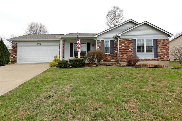 399 Emberwood Drive, Saint Peters, MO 63376 (#20016575) :: RE/MAX Vision