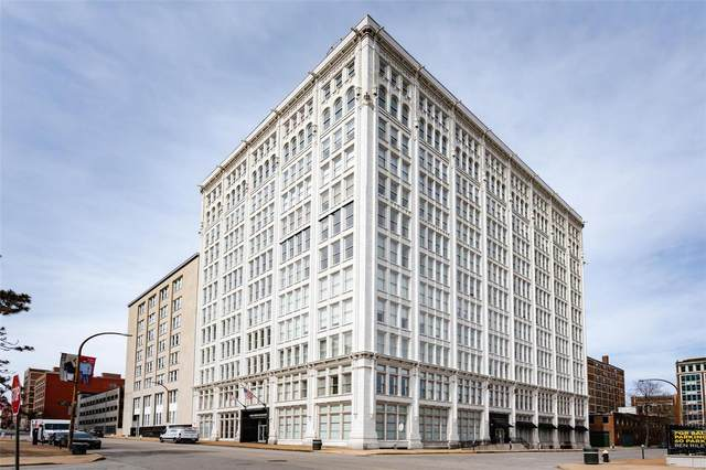 1501 Locust Street #702, St Louis, MO 63103 (#20016596) :: Clarity Street Realty