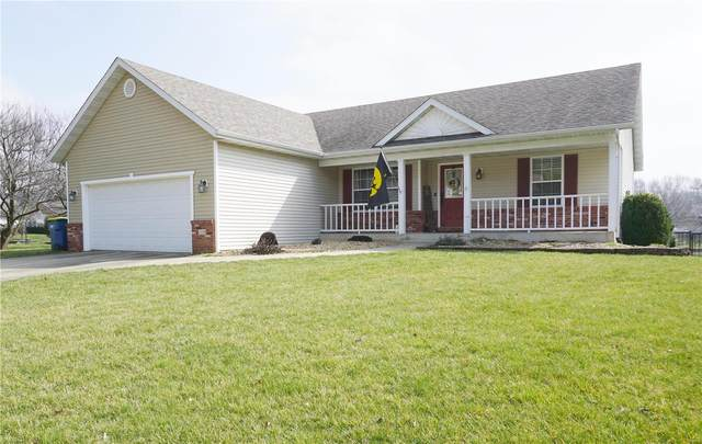 108 Greer Court, Collinsville, IL 62234 (#20016604) :: Clarity Street Realty