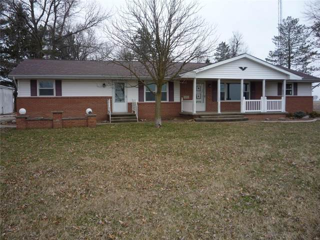 4153 Grainleg Avenue, FARMERSVILLE, IL 62533 (#20016617) :: Fusion Realty, LLC