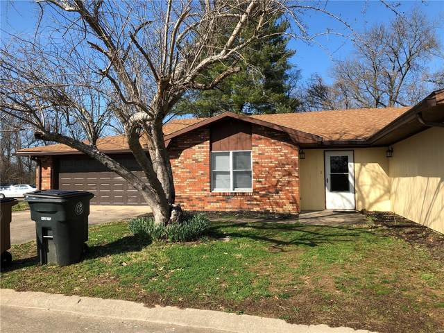 1330 N Sprigg Street #3, Cape Girardeau, MO 63701 (#20016648) :: RE/MAX Professional Realty