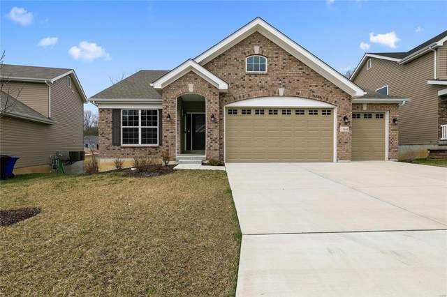 17685 Trailmark Court, Eureka, MO 63025 (#20016681) :: Sue Martin Team