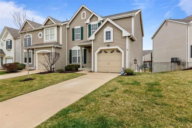 27 Edenshire 68B, Dardenne Prairie, MO 63368 (#20016715) :: Kelly Hager Group   TdD Premier Real Estate