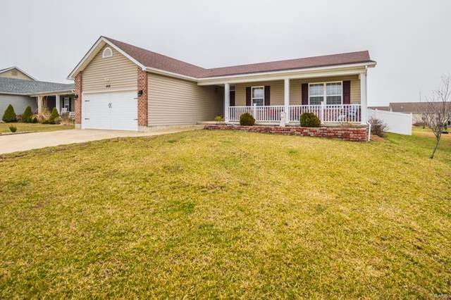 808 Legolas, Wright City, MO 63390 (#20016717) :: Peter Lu Team