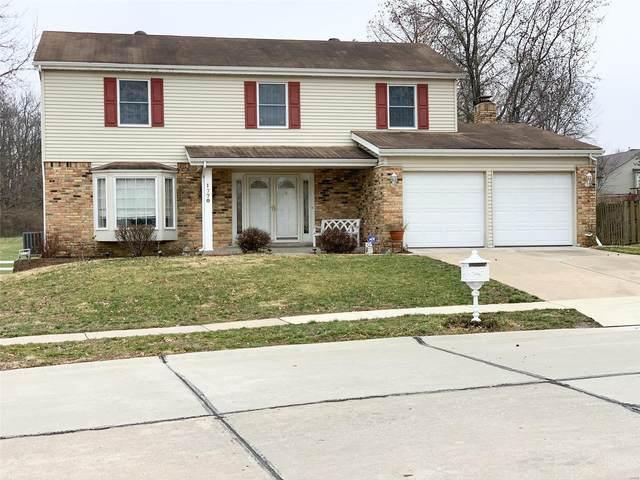 1770 Vista Ridge Lane, St Louis, MO 63138 (#20016771) :: Clarity Street Realty