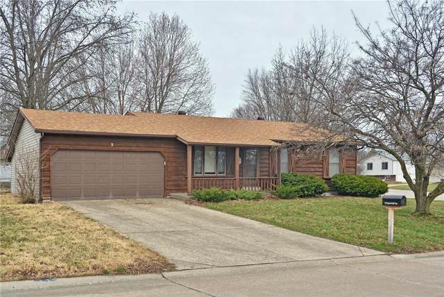 2 W Garden Walk Drive, Saint Peters, MO 63376 (#20016774) :: Kelly Hager Group | TdD Premier Real Estate