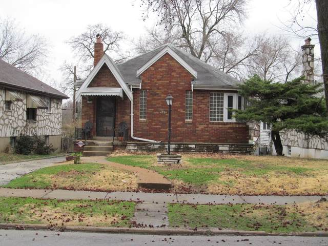 6538 Woodrow Avenue, St Louis, MO 63121 (#20016789) :: Walker Real Estate Team