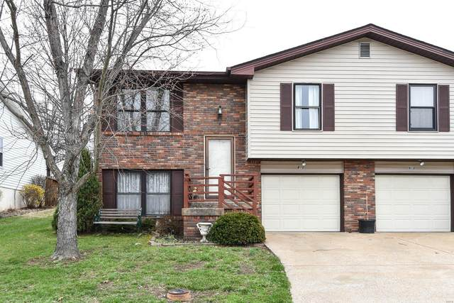 810 Beechwood Drive, Arnold, MO 63010 (#20016793) :: Clarity Street Realty