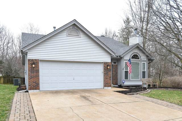 226 Cleta Court, Ballwin, MO 63021 (#20016800) :: St. Louis Finest Homes Realty Group