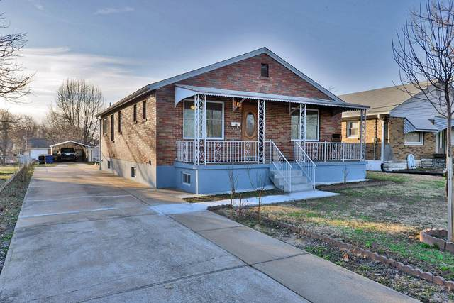 916 Zeiss Avenue, St Louis, MO 63125 (#20016832) :: Walker Real Estate Team