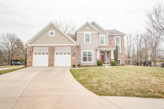 252 Shawnee Court, O'Fallon, IL 62269 (#20016841) :: Clarity Street Realty