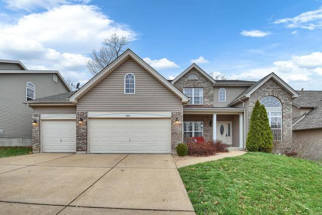 225 Romaine Spring View, Fenton, MO 63026 (#20016889) :: The Becky O'Neill Power Home Selling Team