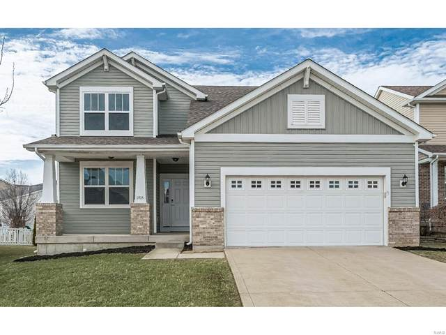 1915 Scenic Meadow Court, Saint Peters, MO 63376 (#20016905) :: Kelly Hager Group | TdD Premier Real Estate
