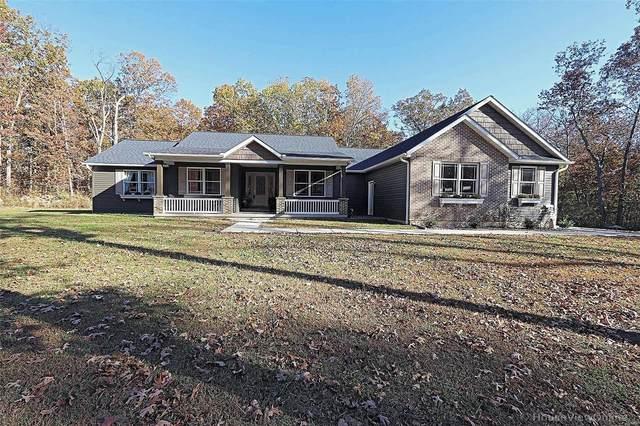 4809 Grand Oak Drive, Farmington, MO 63640 (#20016950) :: Clarity Street Realty