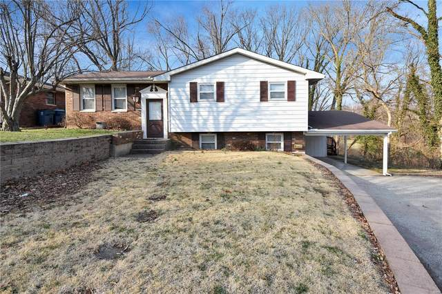 911 Pennsylvania, Collinsville, IL 62234 (#20017010) :: St. Louis Finest Homes Realty Group