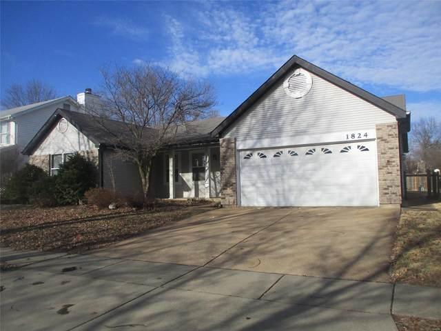 Florissant, MO 63031 :: Matt Smith Real Estate Group