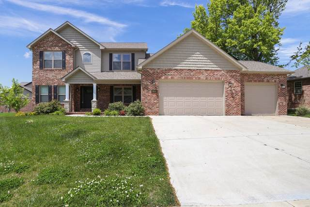 8518 Treybrooke Place, O'Fallon, IL 62269 (#20017062) :: Kelly Hager Group | TdD Premier Real Estate