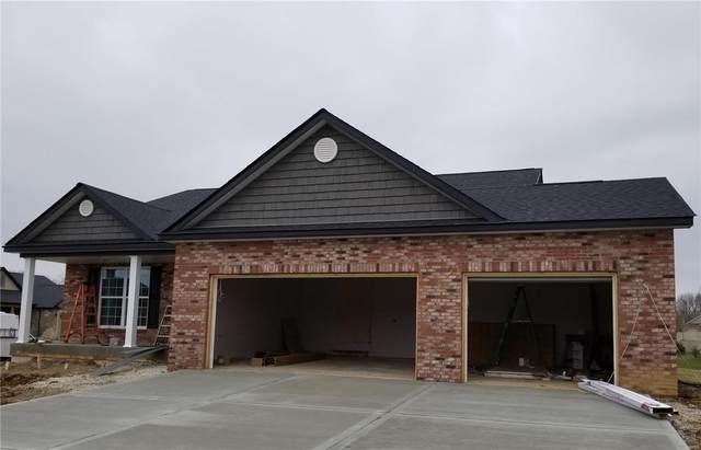 8050 Charleston Drive, Troy, IL 62294 (#20017067) :: Hartmann Realtors Inc.
